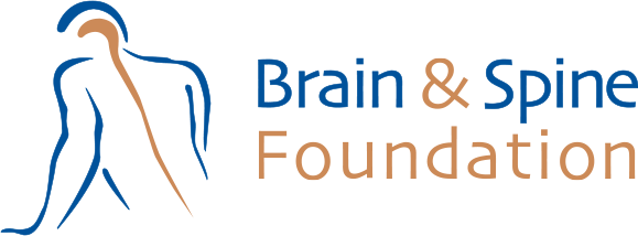 Brain and Spine Foundation logo
