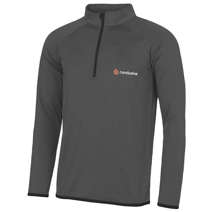 runclusive 1/2 Zip - Men's Long Sleeve